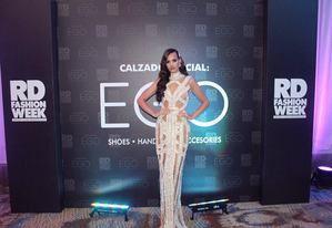 La modelo dominicana Mayra Alejandra Delgado es la imagen  del República Dominicana Fashion Week (RDFW) 2019.