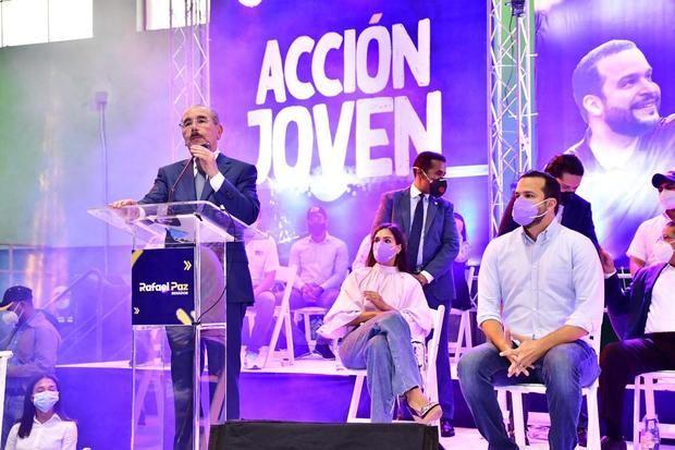 Danilo Medina afirma que Paz