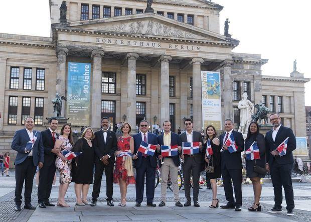 Mejia Arcalá celebra éxito Sinfónica Nacional Juvenil en el Young Euro Classic Berlín
