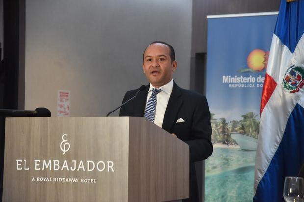 Garabito Segura reconoció el esfuerzo del Ministerio de Turismo.