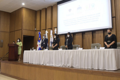 Ministerio de Trabajo, CONANI, OIT y Liga Municipal Dominicana reúnen Alcaldías para prevención del trabajo infantil