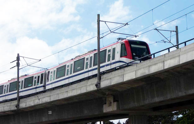El Gobierno planea extender el metro hasta Los Alcarrizos y Los Mameyes