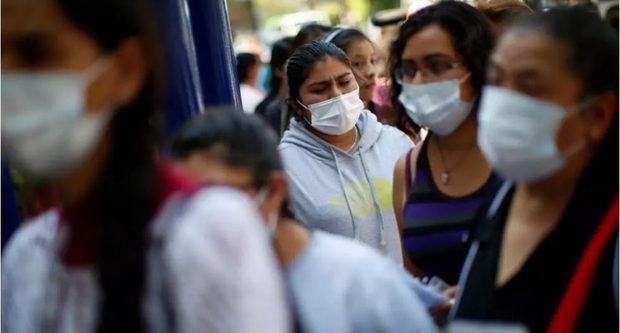 México supera las 4,000 defunciones y los 40,000 casos por COVID-19.
