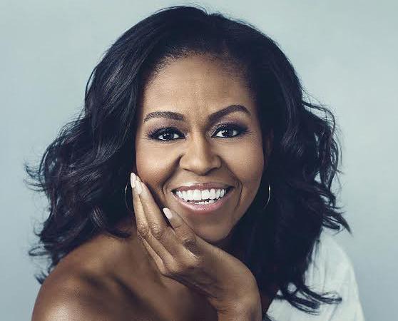Ex primera dama de Estados Unidos, Michelle Obama.