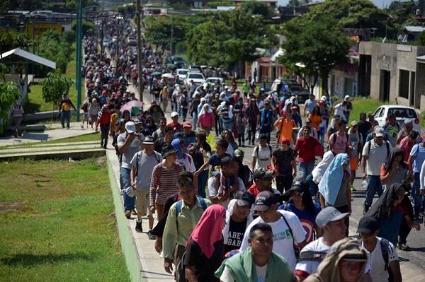 La crisis migratoria, resultado de malos gobiernos y la influencia de EE.UU.