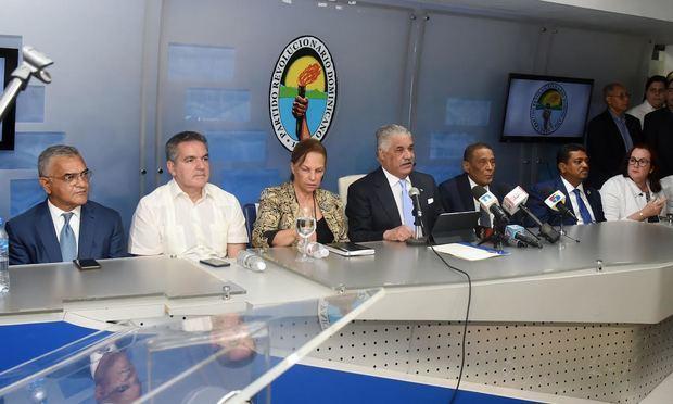 Miguel Vargas considera que en las primarias abiertas el verdadero ganador es el pueblo dominicano