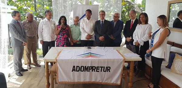 Adompretur presenta jurado de la edición 2018 del Premio de Periodismo Turístico