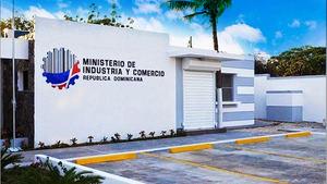 Ministerio de Industria y Comercio.