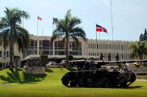 Ministerio de las Fuerzas Armadas.