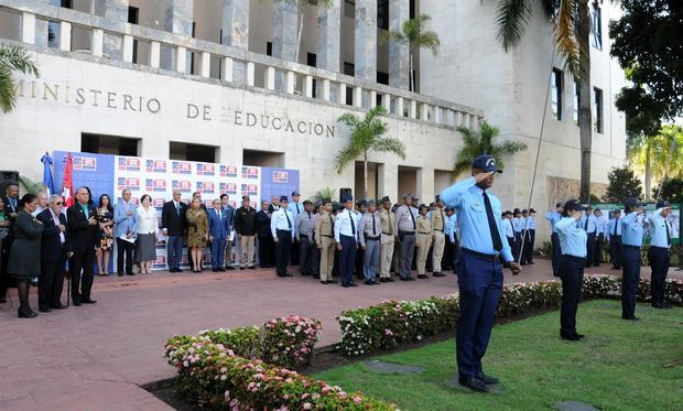 Ministerio de Educación conmemora 60 aniversario de la Expedición de Constanza, Maimón y Estero Hondo