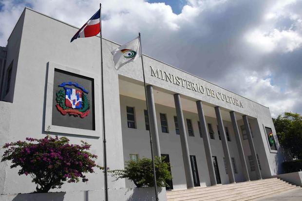 Fachada Ministerio de Cultura de la República Dominicana.