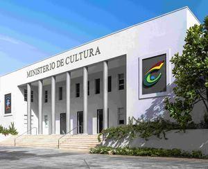 Sede del Ministerio de Cultura, en la avenida George Washington.