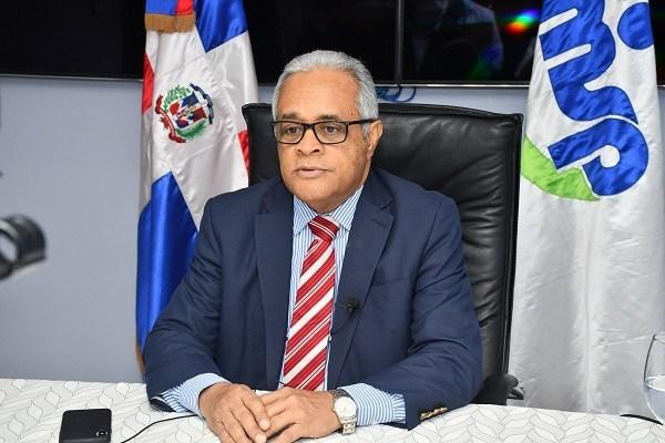 Rafael Sánchez Cardenas, Ministro de Salud.