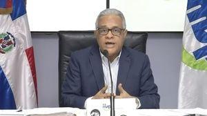 Ministro de Salud Pública, Rafael Sánchez Cárdenas, reportó este martes la muerte de 51 personas por coronavirus.