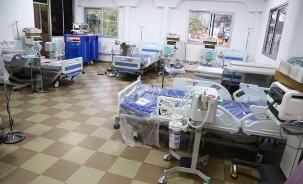 Montalvo: El país dispondrá de 561 nuevas camas para enfermos de Covid-19