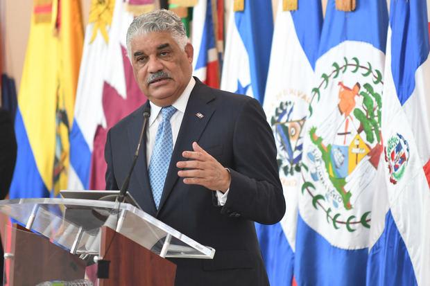 El Gobierno dominicano niega el uso de su territorio para actuar contra Venezuela