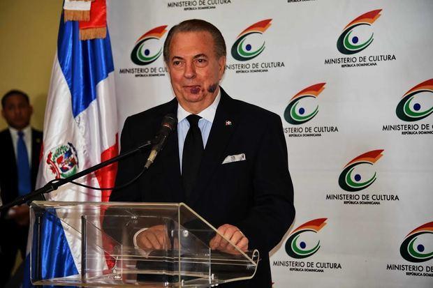 Eduardo Selman participa en Foro de ministros de Cultura de América Latina y el Caribe