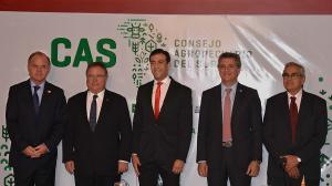 Ministros de varios países presentes