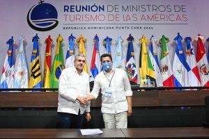 Ministros de Turismo de Las Américas se comprometen lograr una rápida y sostenible recuperación de la industria