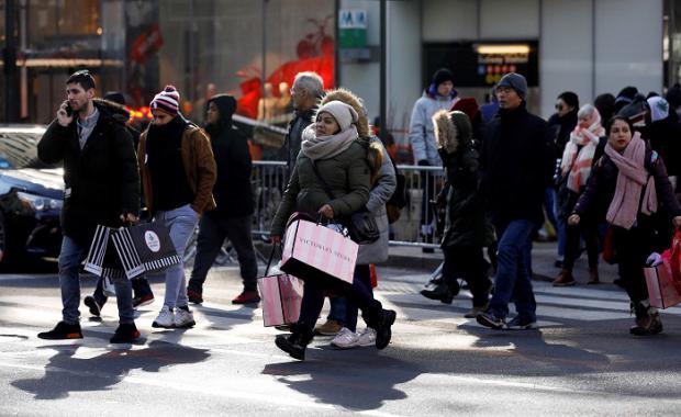Minoristas de EE.UU. prevén ventas de 720.000 millones en la temporada navideña