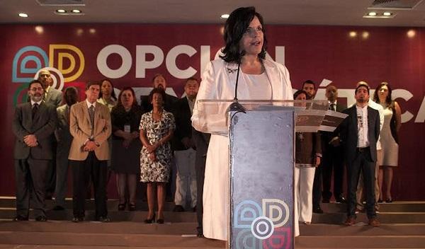 Opción Democrática celebrará asamblea constitutiva