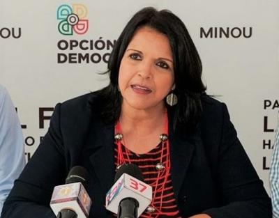 Minou: el pueblo dominicano no tiene razones para confiar en Danilo