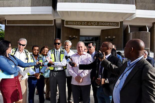 Ministro de Cultura dice es de sumo interés del Gobierno preservar patrimonio cultural dominicano