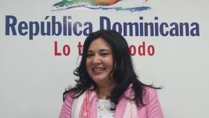 Magaly Toribio, asesora de marketing del MITUR.