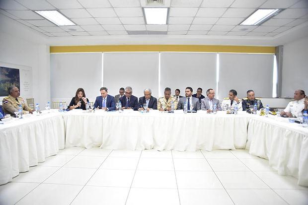 MITUR realiza primera Reunión Ordinaria del Comité Nacional de Seguridad Turística.
