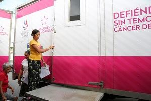Mamografías gratis