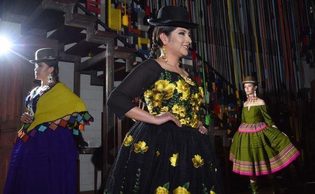 La alta gastronomía y la alta costura se fusionan para dar un homenaje a La Paz
