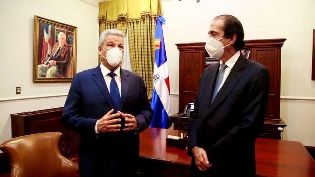 Montalvo y Macarrulla sostienen primer encuentro para coordinar la transición