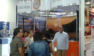 Oferta turística Montecristi destaca y atrae interés público en ExpoFeria CTN 2017