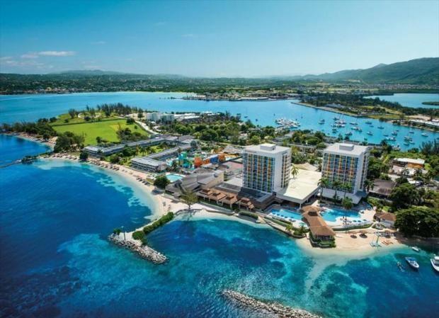 Montego Bay, Jamaica.