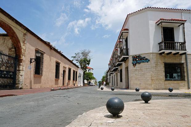 Monumentos de la Ciudad Colonial.