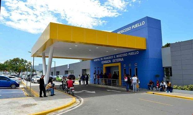 El hospital Moscoso Puello atiende a casi 1,000 pacientes con la Covid -19
