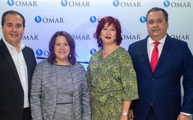 Muebles Omar presenta nueva línea de sillas de oficina B.One