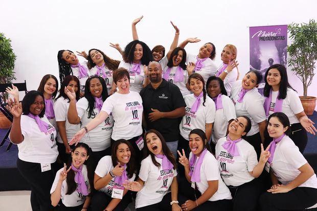 Cientos de Mujeres reescribieron su historia en Taller Vivencial