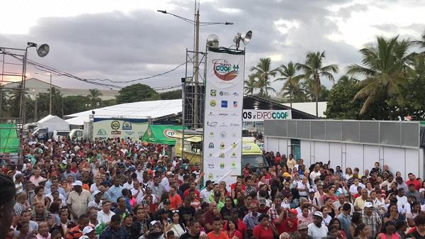 Proclaman éxito de la Expo Coop 2018 y la fuerza del cooperativismo
