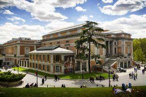 Museo del Prado Madrid.