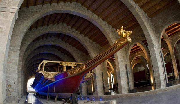 Museo de Las Reales Atarazanas