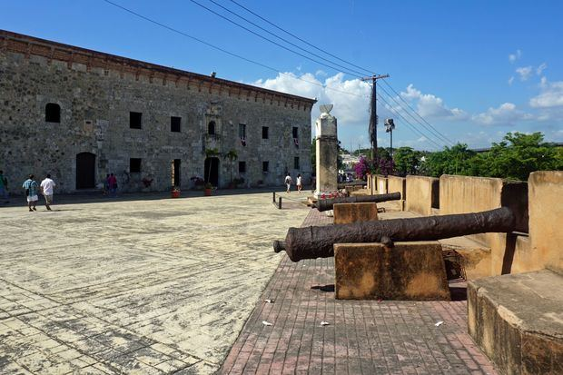 Museo de las Casas Reales.