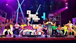 Jam Academy escribe con pinceles de oro, un nuevo capitulo del musical prometedor de la nueva generación dominicana de la escena.