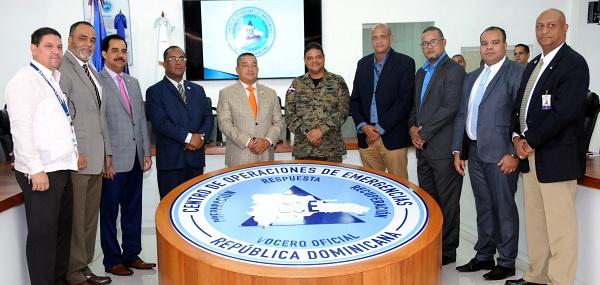 Resultado de imagen para El IDAC y el COE firman memorando