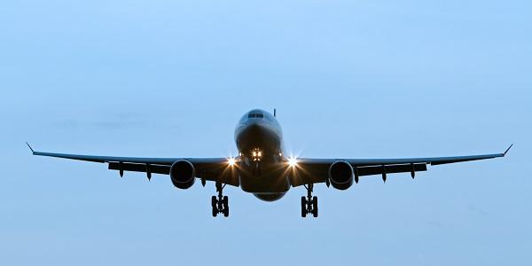 RD registró aumento de 2.90 % en vuelos internacionales entre enero y septiembre