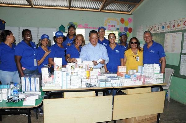 """El IDAC asiste a más de mil personas en su operativo """"Un día con la comunidad"""""""