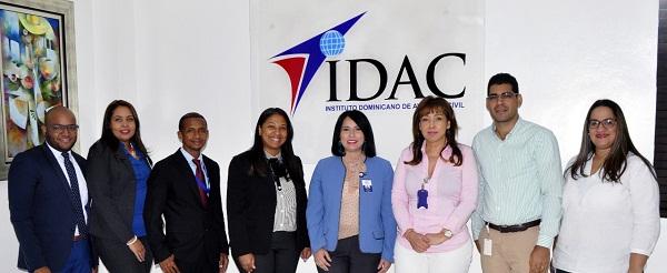 Personal del ADESS e IDAC
