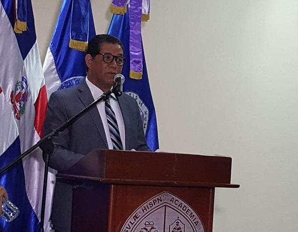 Namphi Rodríguez introduce recurso de inconstitucionalidad contra Ley de Partidos