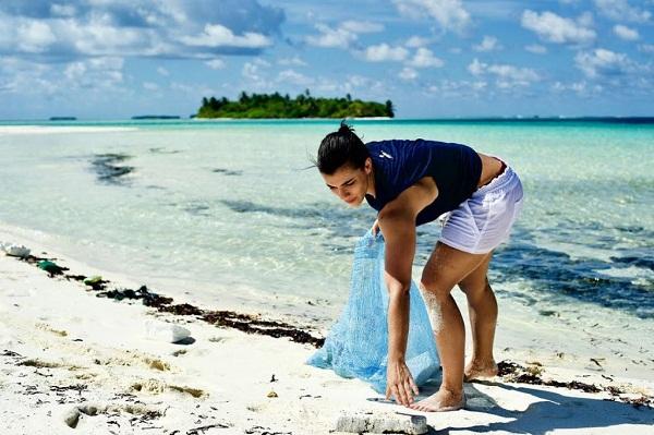 Corona crea conciencia sobre contaminación marina