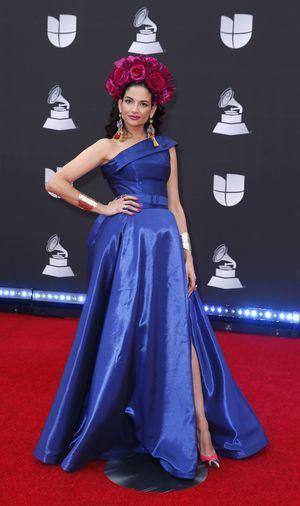 Tendencias de la moda los Latin Grammy 2019